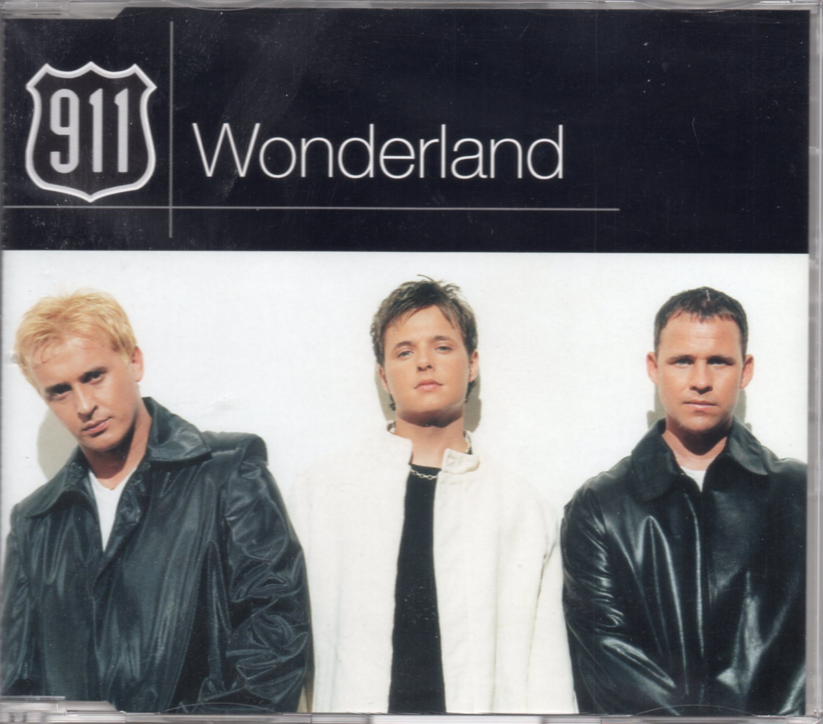 911 - Wonderland 3-track Jewel Case - CD Maxi