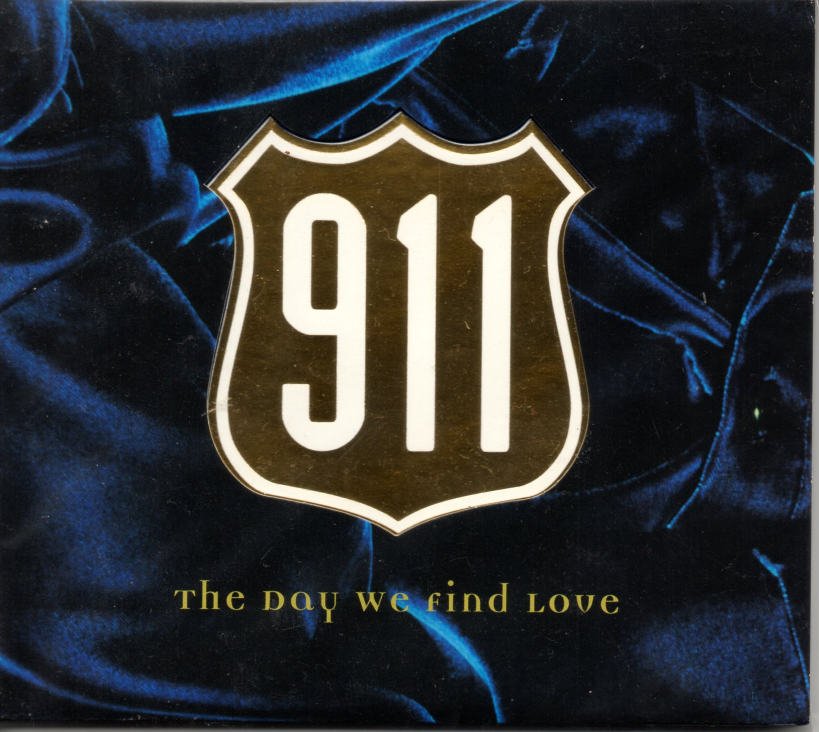 911 - The day we find love 3-track digipack - CD Maxi