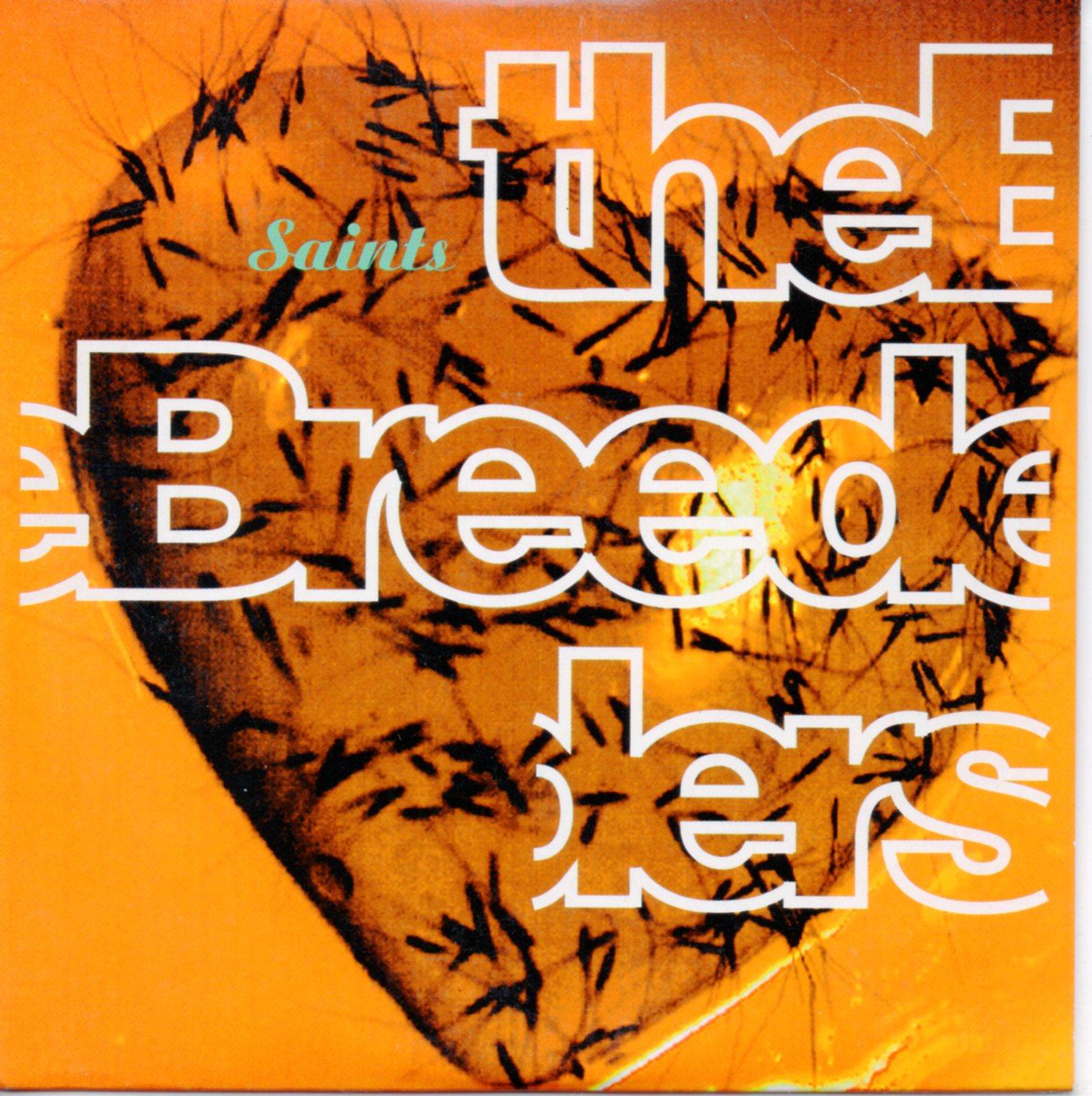 THE BREEDERS - Saints - 2-track CARD SLEEVE - CD single
