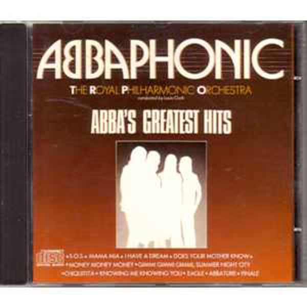 ABBA / Royal Philarmonic Orchestra - Abbaphonic