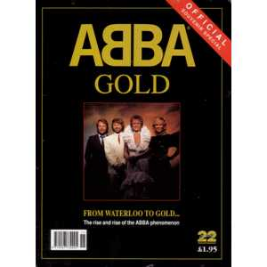 ABBA - From Waterloo to Gold... - Magazine