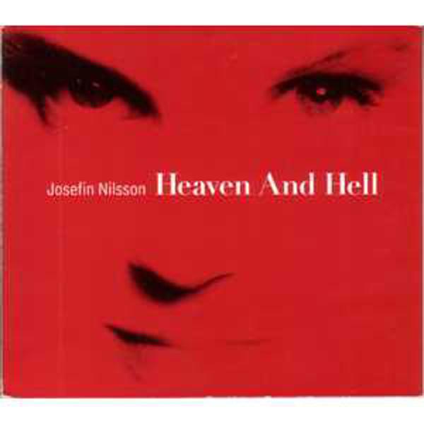 ABBA - Josefin NILSSON - Heaven And Hell 2-track Gatefold Card Sleeve