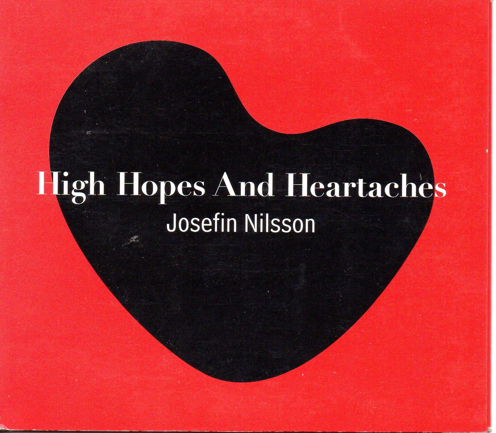 ABBA - Josefin NILSSON - High Hopes & Heartaches 2-track Gatefold Sleeve