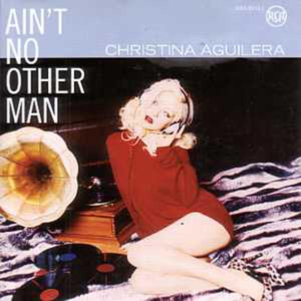 CHRISTINA AGUILERA - Ain't no other man 2 tracks CARD SLEEVE - CD single