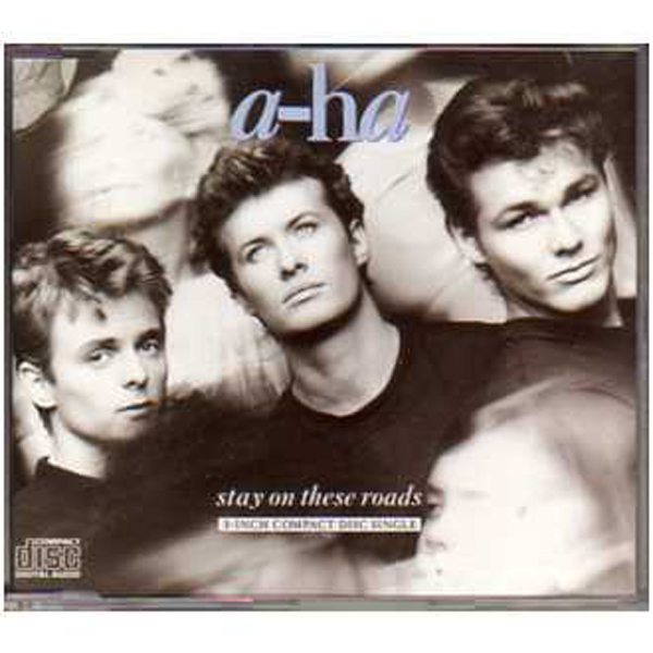 "A-ha - Stay On These Roads 3"" 4-track Jewel Case"