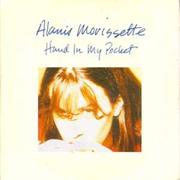 Alanis MORISSETTE - Hand In My Pocket 3-track Card Sleeve
