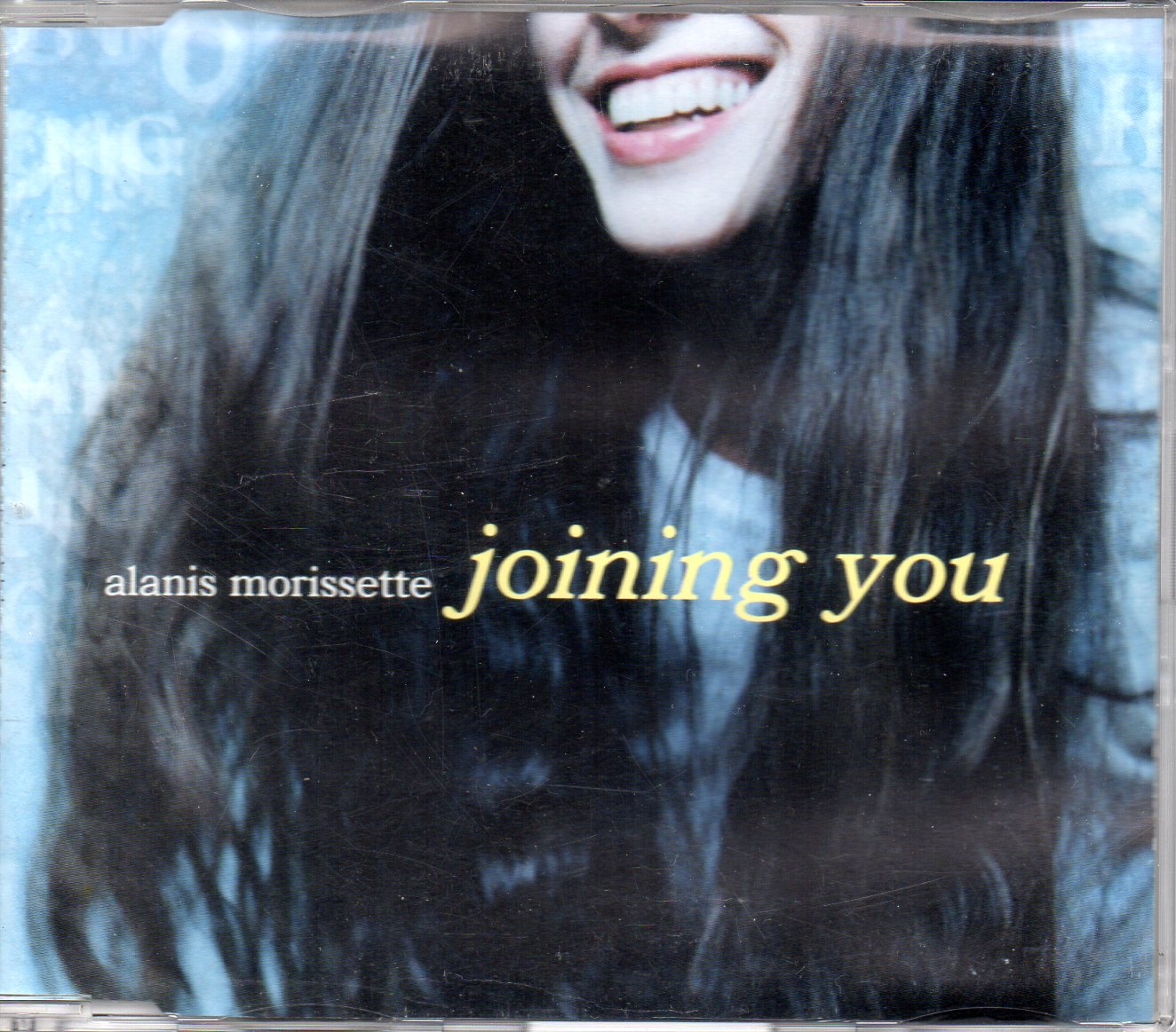 ALANIS MORISSETTE - Joining you Promo 2-track jewel case - CD Maxi