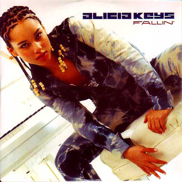 Alicia KEYS - Fallin' 2-track Card Sleeve