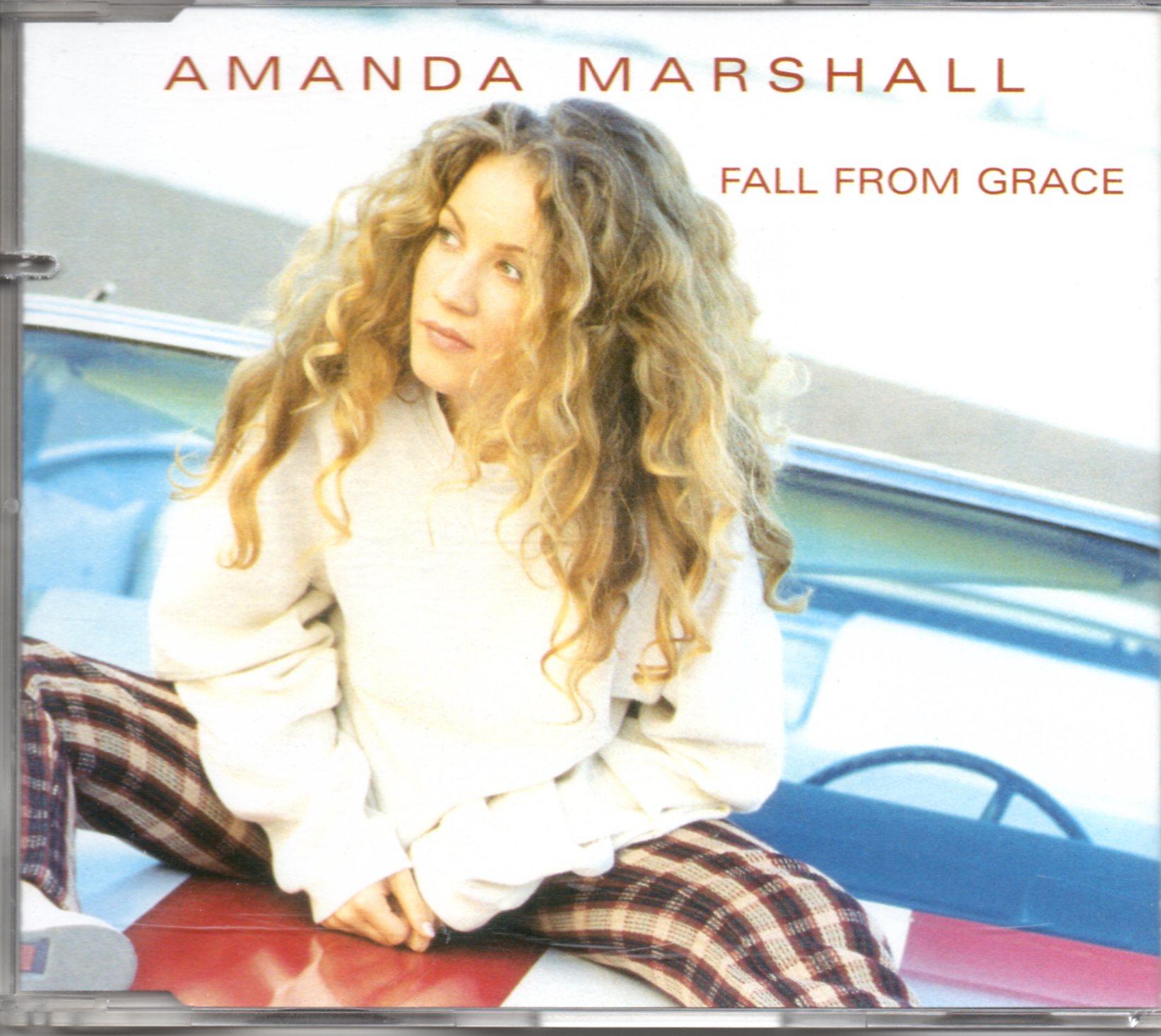 AMANDA MARSHALL - Fall from grace 3-Track Jewel Case - CD Maxi