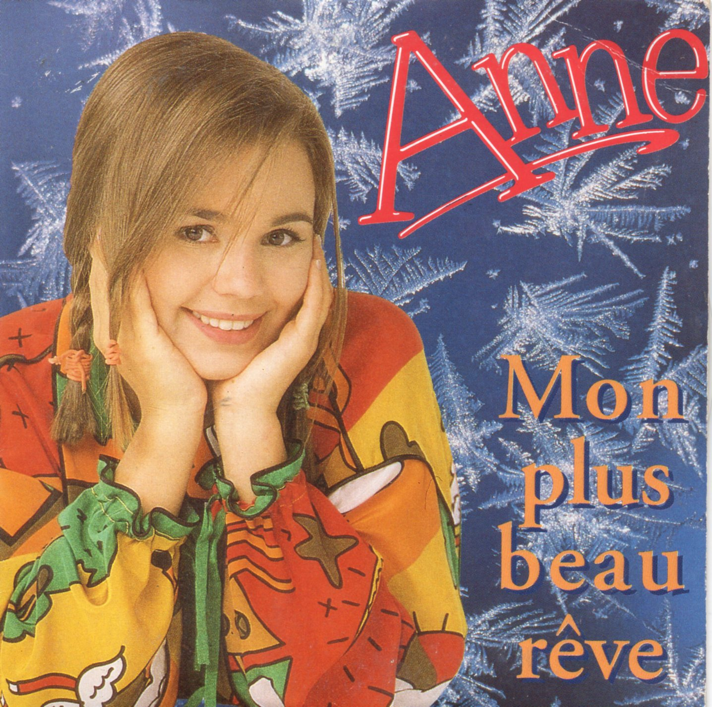 ANNE - WALT DISNEY - Mon plus beau rêve 2-track CARD SLEEVE - CD single