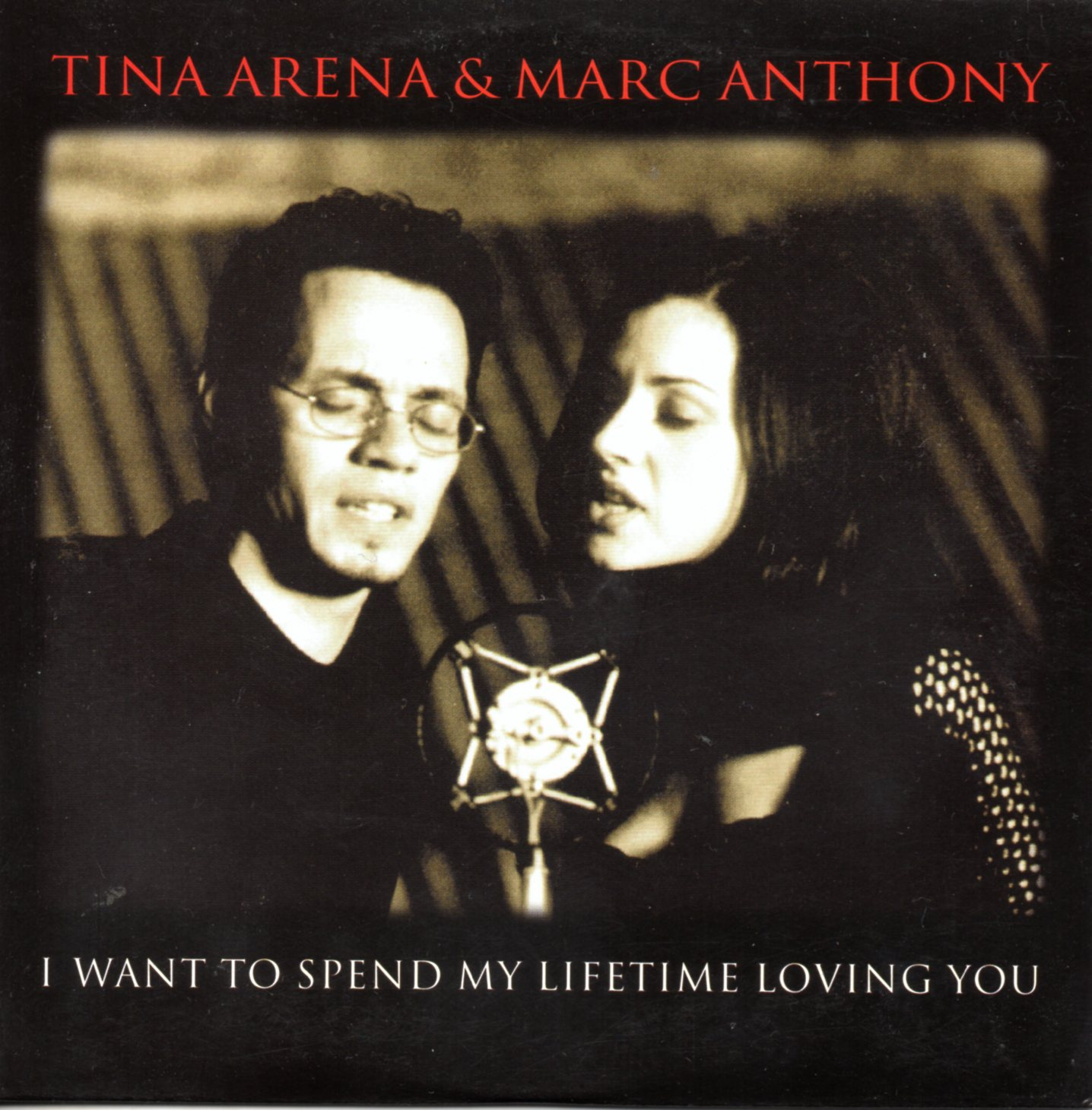 Marc Anthony; Tina Arena