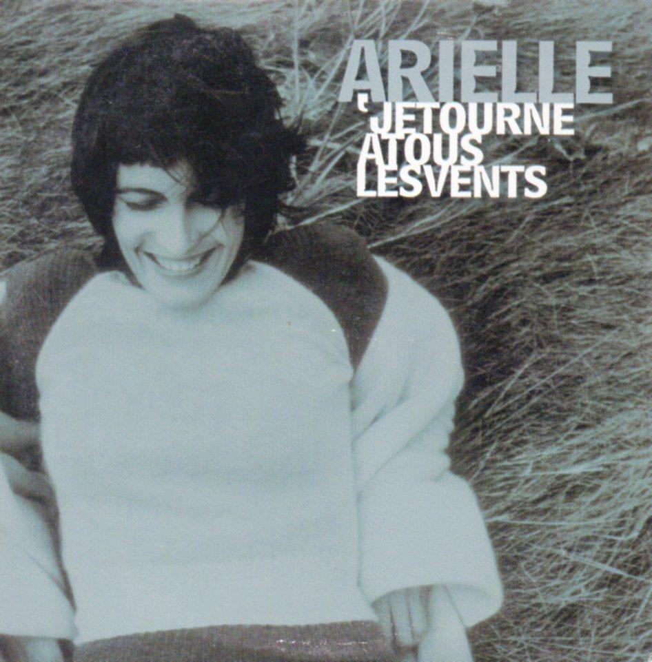 ARIELLE - Je tourne à tous les vents 2-track CARD SLEEVE - CD single