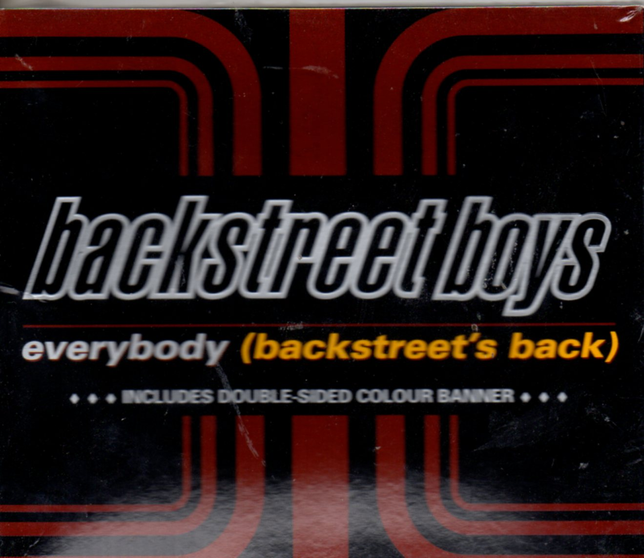 BACKSTREET BOYS - All I Have To Give 4 Tracks Jewel Case