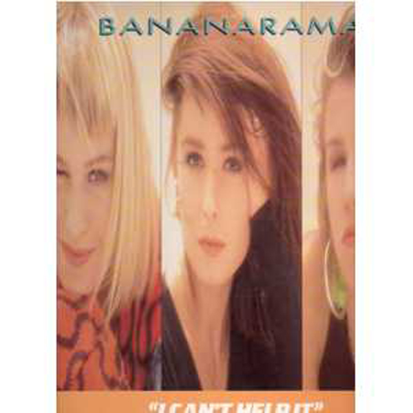 BANANARAMA - STOCK AITKEN WATERMAN - PWL - I Can't Help It EP