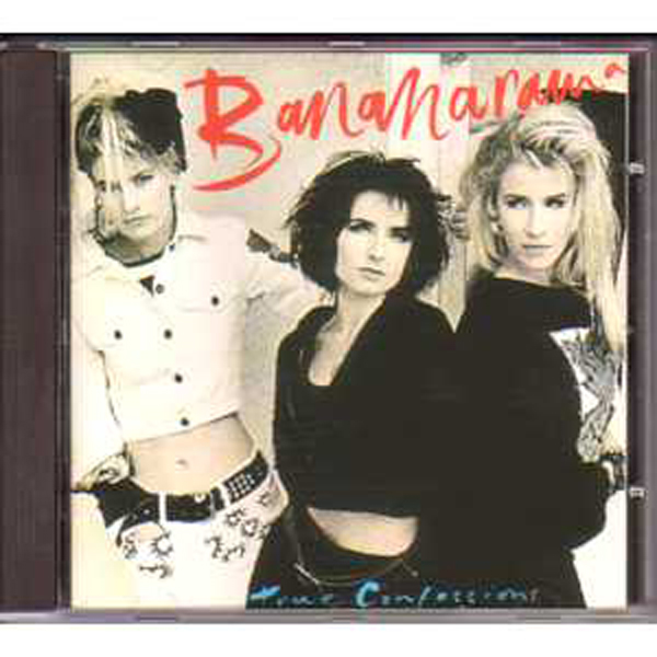 BANANARAMA - STOCK AITKEN WATERMAN - PWL - True Confession 11 Tracks Album