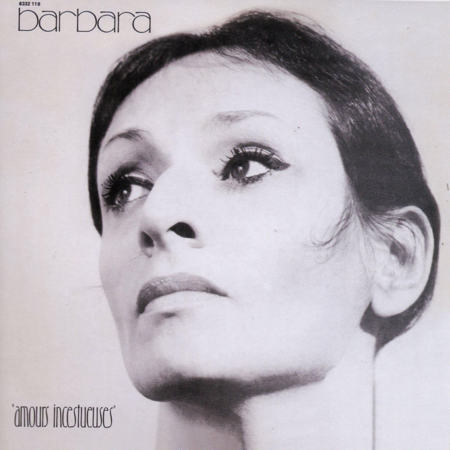 BARBARA - Amours Incestueuses - Mini LP 9-track CARD SLEEVE - CD