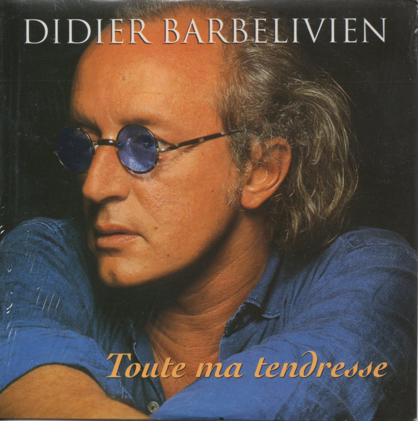DIDIER BARBELIVIEN - Toute ma tendresse  2-Track CARD SLEEVE - CD single