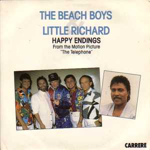 BEACH BOYS & Little Richard Soundtrack : The t - The Beach Boys & Little Richard : Happy Endings