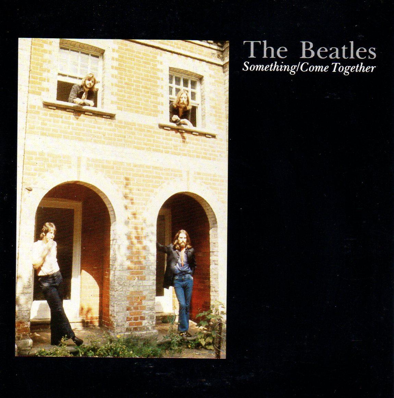 THE BEATLES - Something 2-Track CARD SLEEVE - CD single