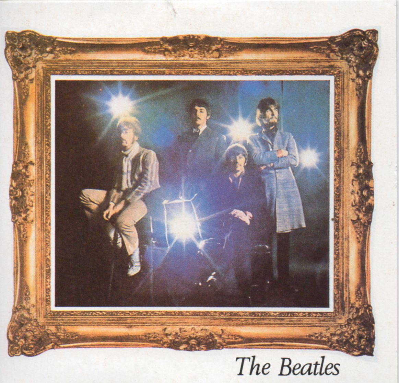 THE BEATLES - Penny Lane 2-Track CARD SLEEVE - CD single