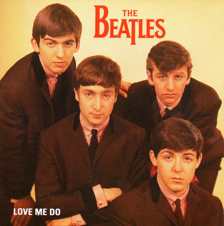 THE BEATLES - Love me do 2-Track CARD SLEEVE - CD single