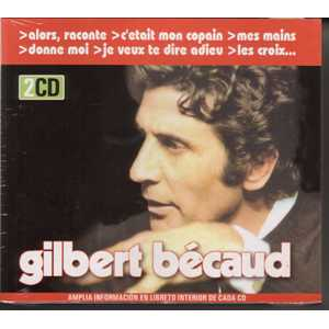 GILBERT BECAUD - 2CD box set / Coffret 2 CD Espagne - 7inch (SP)