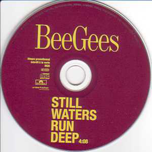 BEE GEES - Still Waters Run Deep Promo 1-track