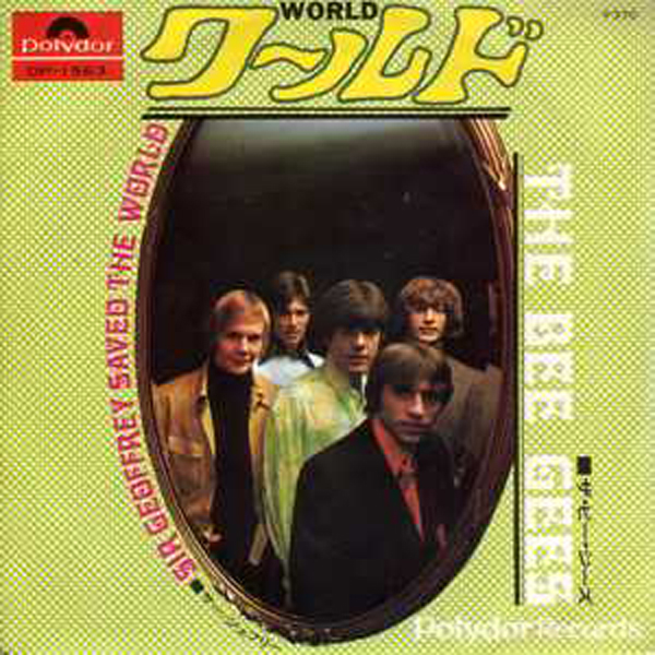 BEE GEES - World - Japon -
