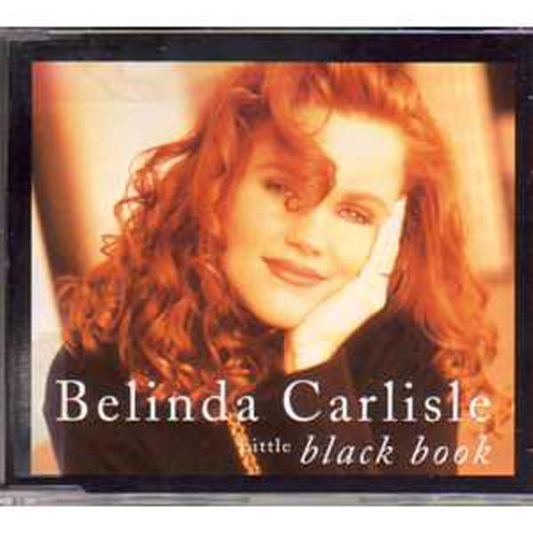 Belinda CARLISLE - Little Black Book 3-track Jewel Case