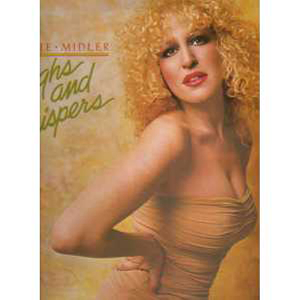 BETTE MIDLER - Thighs and whispers USA - Laser Disc