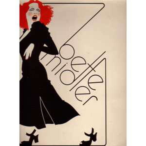 BETTE MIDLER - Bette Midler USA - 33T