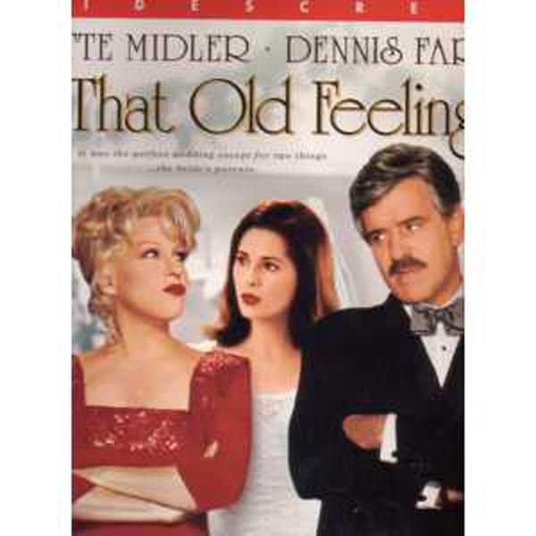 BETTE MIDLER / FILM THAT OLD FEELING - That old feeling Laser disc NTSC USA - Laser Disc