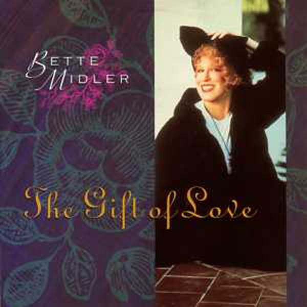 BETTE MIDLER - The gift of love - 45T (SP 2 titres)