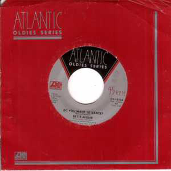 BETTE MIDLER - Do you wanna dance - USA - - 45T (SP 2 titres)