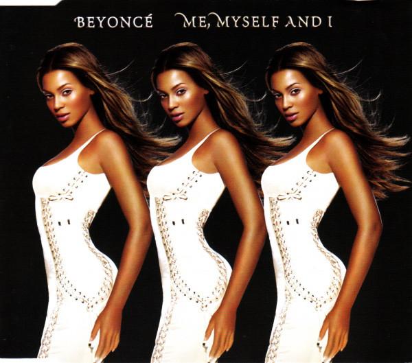 BEYONCÉ KNOWLES - Me, Myself And I 5-track jewel case - MCD