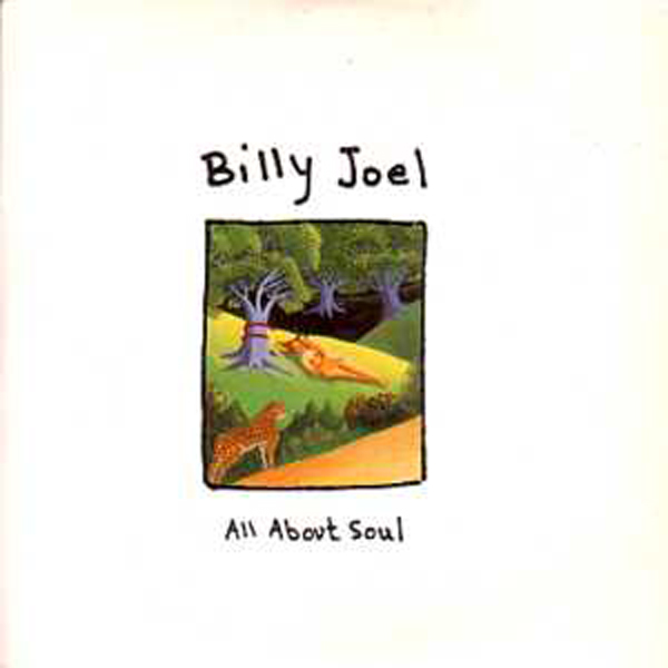 Billy JOEL - All About Soul 2-track Card Sleeve