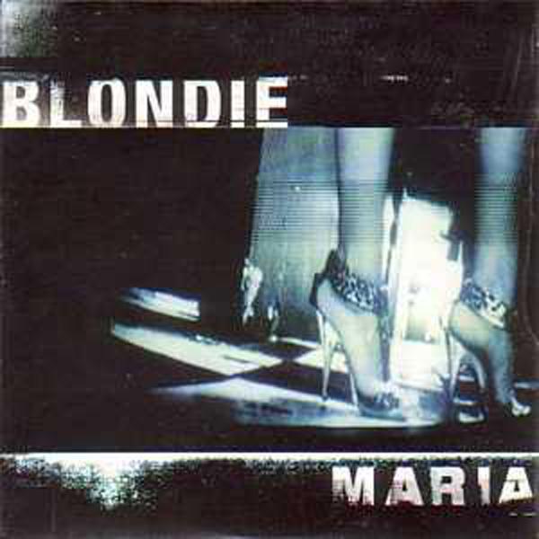 BLONDIE - Maria 2 Tracks CARD SLEEVE - CD single