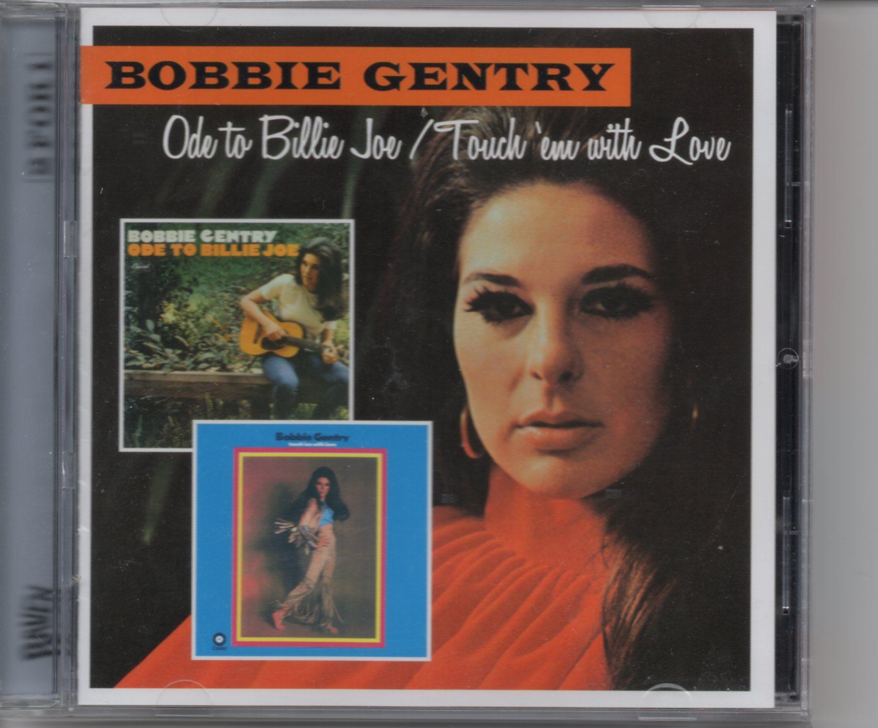 Bobbie Gentry - Ode To Billie Joe / Touch 'em With Love + Bonus Tracks