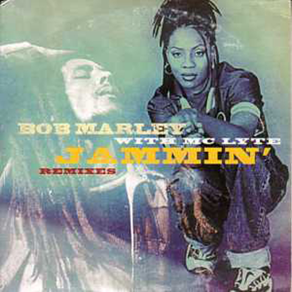 Bob MARLEY &amp; Mc LYTE - Jammin' Remixes Card Sleeve 2 Tracks