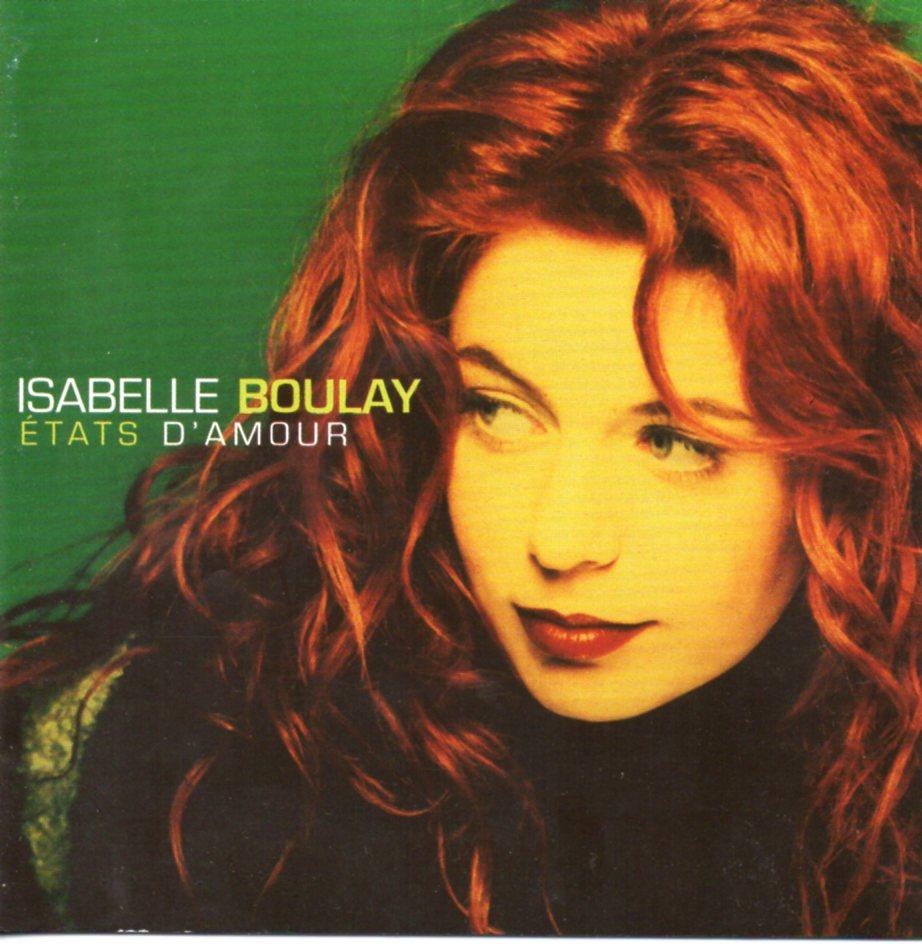 ISABELLE BOULAY - Etats d'amour - CD