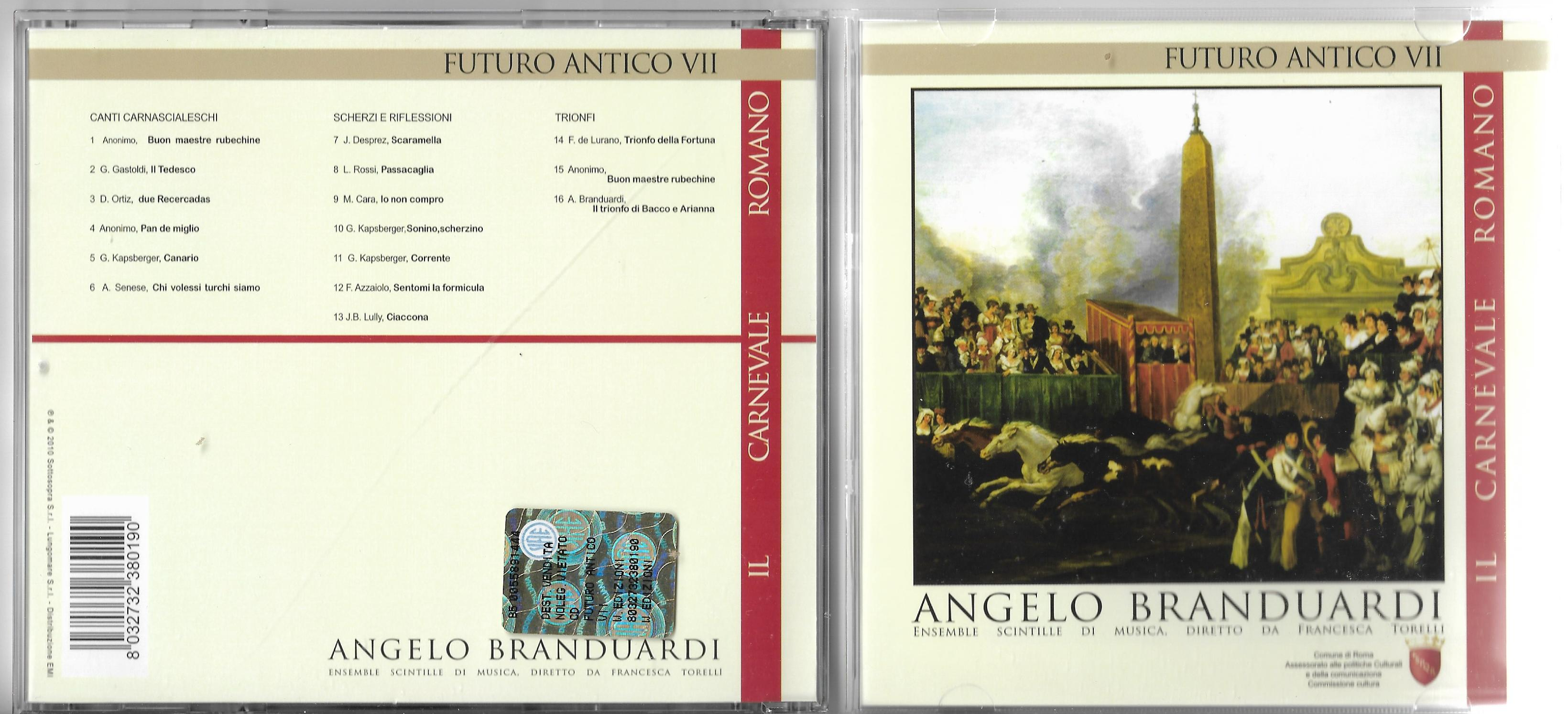 ANGELO BRANDUARDI - La demoiselle - LP in Francese - 33T