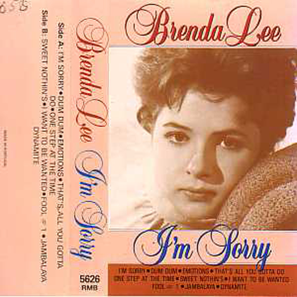 Brenda LEE - I'm Sorry Album