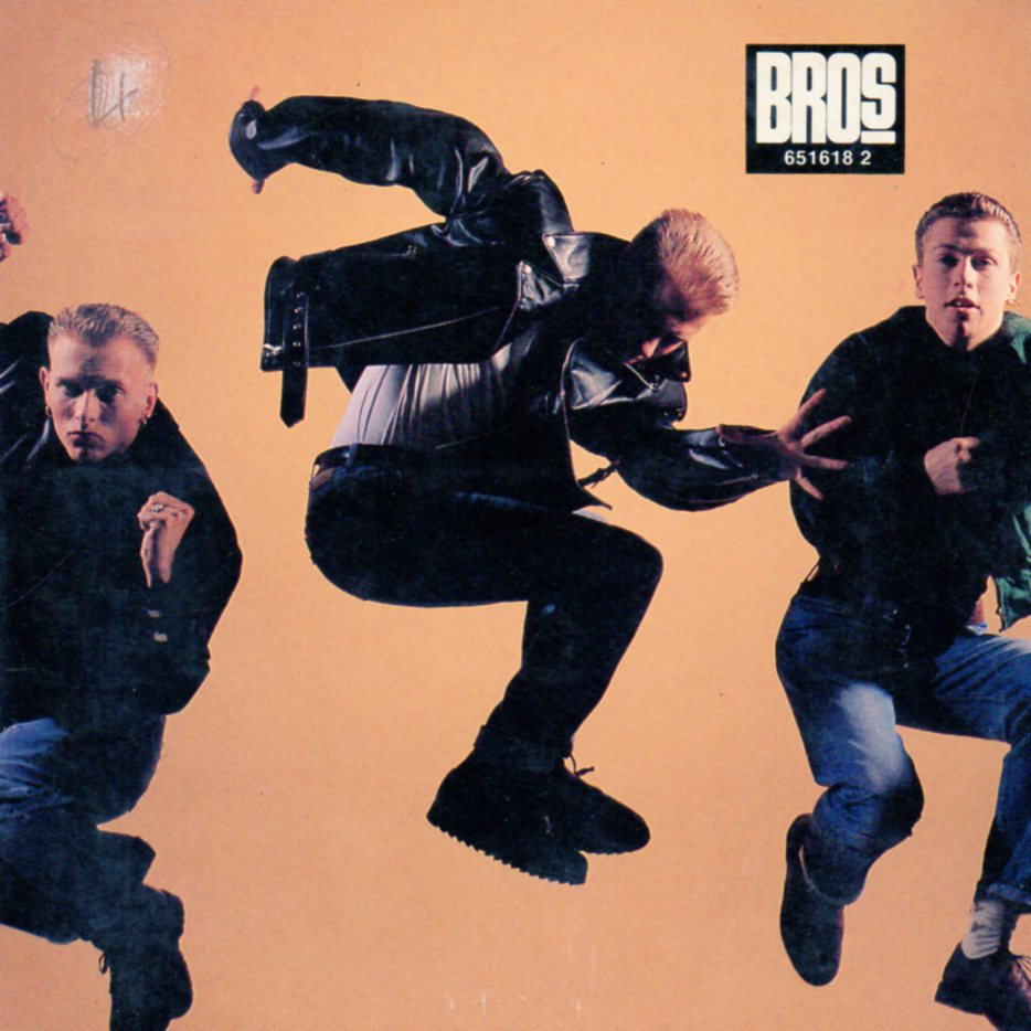 BROS - I owe you nothing 4-Track card sleeve CD3'' - CD single