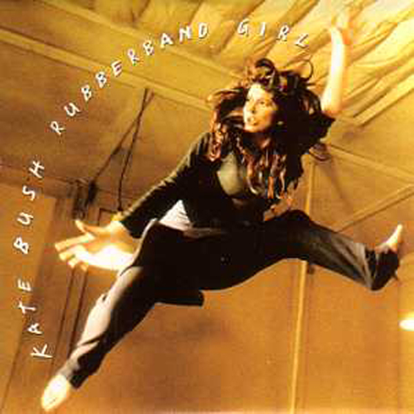 Kate BUSH - Rubberband Girl 2-track Card Sleeve
