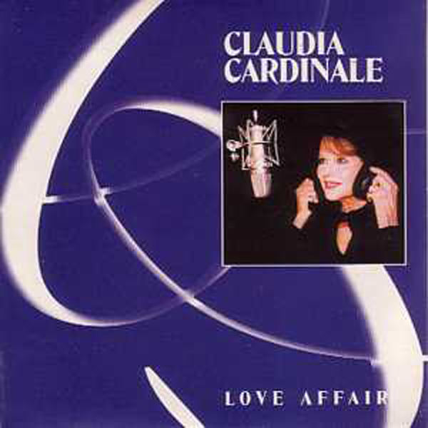 CLAUDIA CARDINALE - Love affair 4 remixes CARD SLEEVE - CD single