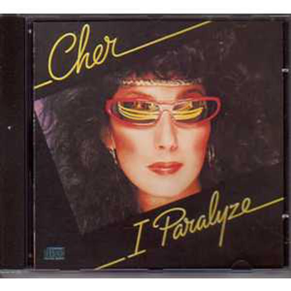 Cher - I Paralyze 1st Edition Usa
