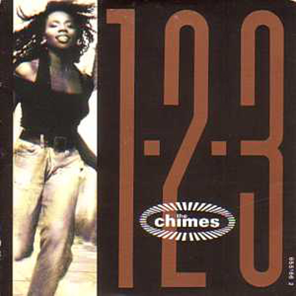 CHIMES - 1 2 3 3 tracks CARD SLEEVE - CD single