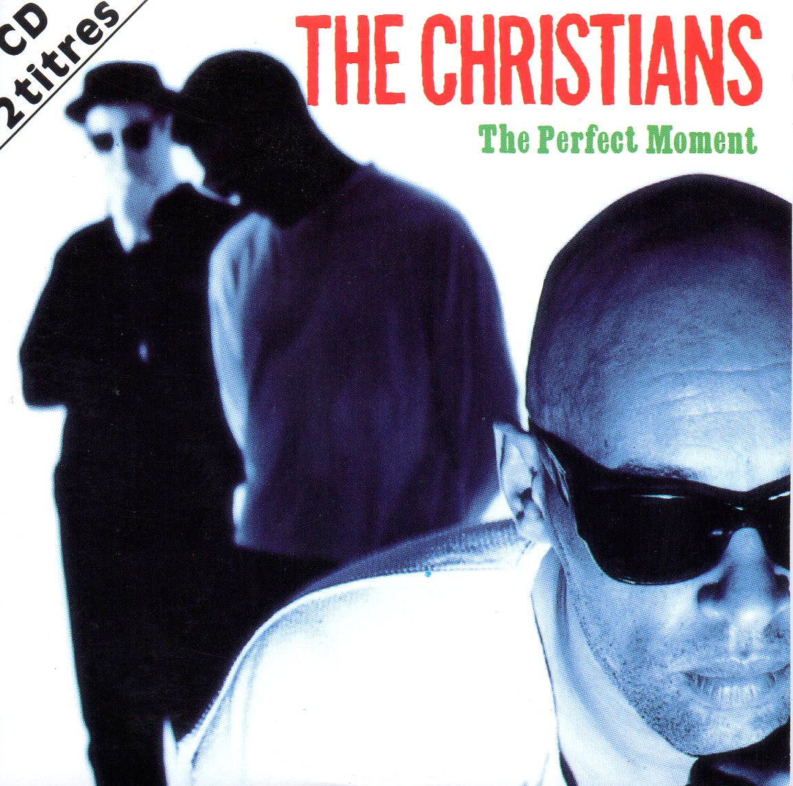 CHRISTIANS - The Perfect Moment 2-track Card Sleeve