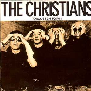 CHRISTIANS - Forgotten Town 5 Tracks Card Sleeve