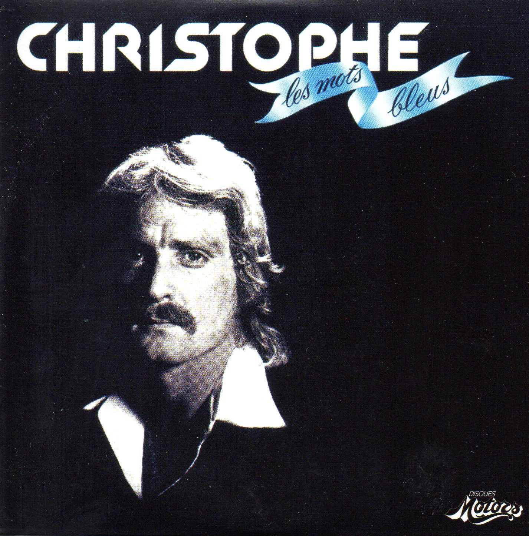 CHRISTOPHE - JEAN-MICHEL JARRE - Les mots bleus - Mini LP Replica CARD SLEEVE - 8-TRACK - CD